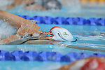 Glasgow 2014 Commonwealth Games<br /> Women's 100m Freestyle heats<br /> Hannah McCarthy (Wales)<br /> Tollcross Swimming Centre<br /> 27.07.14<br /> ©Steve Pope-SPORTINGWALES