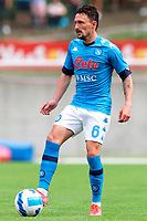 Mario Rui<br /> Dimaro 18/07/2021 <br /> Football 2021/2022 preseason friendly match between SSC Napoli and Bassa Anaunia <br /> Photo Image Sport / Insidefoto