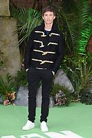 "Eddie Redmayne<br /> arriving for the ""Early Man"" world premiere at the IMAX, South Bank, London<br /> <br /> <br /> ©Ash Knotek  D3369  14/01/2018"