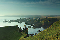 St Abbs and the Berwickshire Coast from St Abbs Head Nature Reserve, Scottish Borders<br /> <br /> Copyright www.scottishhorizons.co.uk/Keith Fergus 2012 All Rights Reserved