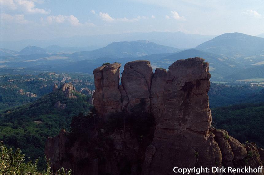 Bulgarien, Sandsteinfelsen von Belogradtschik