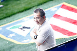 Leicester City FC's owner Vichai Srivaddhanaprabha during training session. April 11, 2017.(ALTERPHOTOS/Acero)