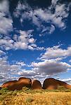 The Olgas, Uluru-Kata Tjuta National Park, Australia