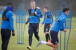 Vlad Gutkovskis Latvian u-21 striker at Rangers for a week