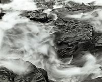 Rapids in Yankee Boy Basin, Colorado.<br /> <br /> Mamiya RB67 Pro SD, 180mm lens, Kodak TMAX 100 film