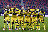 formazione Parma <br /> during the Serie A football match between Bologna FC and Parma Calcio 1913 at stadio Renato Dall Ara in Bologna (Italy), September 28th, 2020. Photo Image Sport / Insidefoto