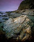 Sandstone, Point Arguello, Jalama Beach County Park, Santa Barbara County, California
