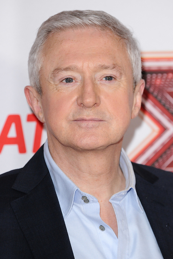 """Louis Walsh<br /> arrives for the """"X Factor"""" 2017 series launch at the Picturehouse Central, London. <br /> <br /> <br /> ©Ash Knotek  D3301  30/08/2017"""