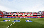 The Estadio Vicente Calderon is seen prior to the 2016-17 UEFA Champions League Semifinals 2nd leg match between Atletico de Madrid and Real Madrid on 10 May 2017 in Madrid, Spain. Photo by Diego Gonzalez Souto / Power Sport Images