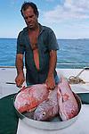 Big and fresh  fish at dinner tonight ! Enjoy it...