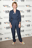 """Sandra Huller<br /> at the London Film Festival 2016 premiere of """"Queen of Katwe"""" at the Odeon Leicester Square, London.<br /> <br /> <br /> ©Ash Knotek  D3168  09/10/2016"""