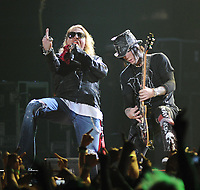 "SMG_Axl Rose_AAA_102911_01.JPG <br /> <br /> MIAMI, FL - OCTOBER 29:  Axl Rose performs with Guns N' Roses at the American Airlines Arena after making fans wait till after midnight before the rocker took the stage. The latest incarnation of GN'R features (of course) mastermind Axl Rose, plus guitarists DJ Ashba, Ron ""Bumblefoot"" Thal and Richard Fortus, bassist Tommy Stinson, longtime keyboardist Dizzy Reed (and another keyboardist, Chris Pitman) and drummer Frank Ferrer. on October 02 on October 29, 2011 in Miami, Florida.    (Photo By Storms Media Group) <br /> <br /> People:   Axl Rose<br /> <br /> Must call if interested<br /> Michael Storms<br /> Storms Media Group Inc.<br /> 305-632-3400 - Cell<br /> 305-513-5783 - Fax<br /> MikeStorm@aol.com"