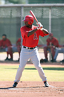 Jeremy Moore - Los Angeles Angels, 2009 Instructional League.Photo by:  Bill Mitchell/Four Seam Images..