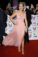 Charlotte Hawkins<br /> arriving for the Pride of Britain Awards 2018 at the Grosvenor House Hotel, London<br /> <br /> ©Ash Knotek  D3456  29/10/2018