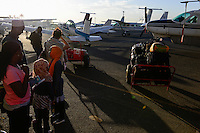 KENYA, Nairobi, Wilson airport, light aircraft for domestic travel