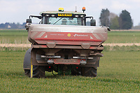 30-4-2021 Applying nitrogen to Winter cereals in Lincolnshire <br /> ©Tim Scrivener Photographer 07850 303986<br />      ....Covering Agriculture In The UK....