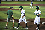 Tulane downs LSU, 9-6, at Greer Field at Turchin Stadium.  With the win, the Green Wave swept the Tigers for the season and earned back to back season sweeps. Tulane downs LSU, 9-6, at Greer Field at Turchin Stadium.  With the win, the Green Wave swept the Tigers for the season and earned back to back season sweeps.