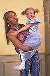 Angela and Anna ( 4 yrs old birthday party  ) Ermakowa. London, England. Love child of Boris Becker. 2004