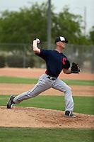 Robbie Aviles - Cleveland Indians 2016 spring training (Bill Mitchell)