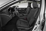 Front seat view of 2021 Toyota Mirai Executive 4 Door Sedan Front Seat  car photos