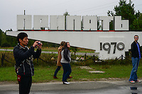 Over the years some parts of 30km zone around Chernobyl became very popular among foreign tourists. Ukrainian government organizes guiding tours, and accommodations for anyone who is whiling to pay