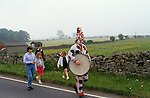 BELLERBY FEAST YORKSHIRE 1970s 1980s  UK