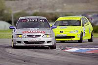 2001 British Touring Car Championship #66 Peter Cate. Barwell Motorsport. Honda Accord.