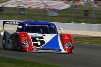 #5 Action Express Porsche/Riley of Darren Law & David Donohue