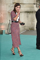 Jenna Coleman<br /> arrives for the V&A Summer Party 2016, South Kensington, London.<br /> <br /> <br /> ©Ash Knotek  D3135  22/06/2016