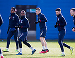 03.03.2020 Rangers training: Steven Davis