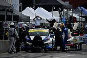 #37 LA Honda World Racing Honda Civic TCR, TCR: Chris Miller, Shelby Blackstock,  #73 LA Honda World Racing Honda Civic TCR, TCR: Mike LaMarra, Mathew Pombo pit stops