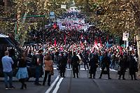 10.11.2018 - Uniti Contro Il Governo, Il Razzismo E Il Decreto Salvini - National Demo in Rome