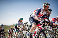 Quinn Simmons (USA/Trek - Segafredo)<br /> <br /> 15th Strade Bianche 2021<br /> ME (1.UWT)<br /> 1 day race from Siena to Siena (ITA/184km)<br /> <br /> ©kramon