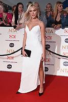 Mimi Slinger<br /> arriving for the National Television Awards 2021, O2 Arena, London<br /> <br /> ©Ash Knotek  D3572  09/09/2021