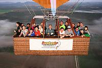 20120715 July 15 Hot Air Balloon Cairns