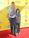 """Camryn Manheim & son Milo at The 12th Annual P.S. ARTS """"Express Yourself 2009"""" To Help Restore Arts Education in Public Schools,The event was  held at Barker Hangar in Santa Monica, California on November 15,2009                                                                   Copyright 2009 DVS / RockinExposures"""