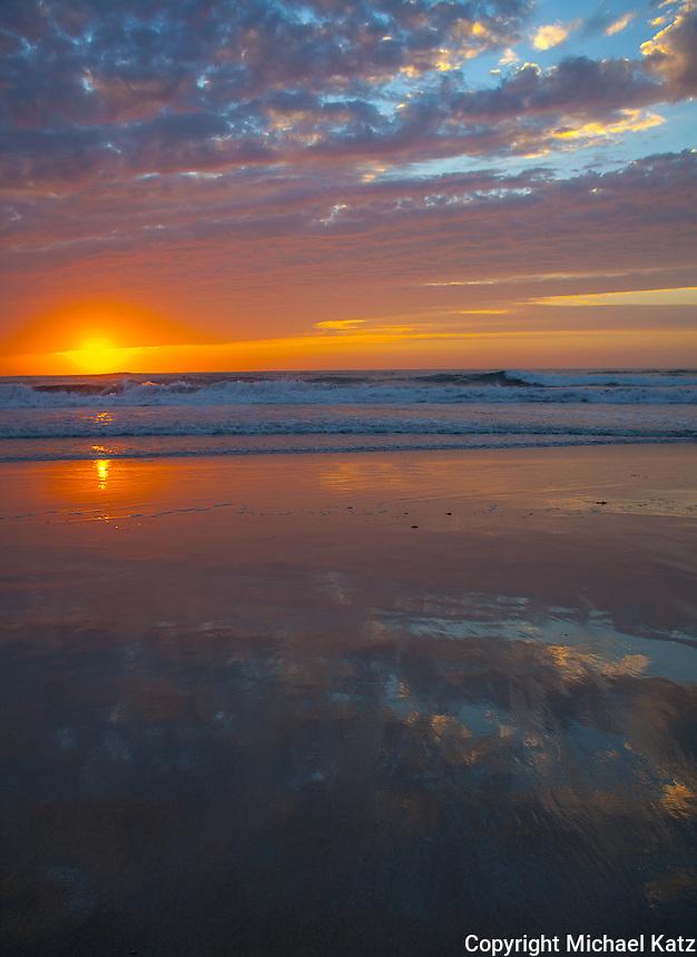 Sunset, Asilomar