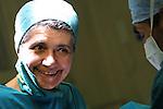 2001, Milano Ospedale Maggiore Policlinico, Luisa Berardinelli, chirurgo, trapianto del rene; Luisa Berardinelli, surgeon, kidney transplant
