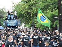 19/08/2021 - PROTESTO DE POLICIAIS CIVIS EM RECIFE