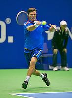 17-12-13,Netherlands, Rotterdam,  Topsportcentrum, Tennis Masters, ,    Antal van der Duim<br /> Photo: Henk Koster