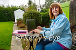 Margaret Lynch from Tralee, who has been able to continue volunteering to support Kerry Volunteer Centre since March 2020 virtually from home, acting as their social media administrator.