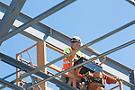 Childhood League Steel Erection Job Site Photography | Corna-Kokosing