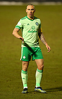 10th February 2021; St Mirren Park, Paisley, Renfrewshire, Scotland; Scottish Premiership Football, St Mirren versus Celtic; Scott Brown of Celtic gives instructions to his team mates