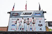 #98: Bryan Herta Autosport w/ Curb-Agajanian Hyundai Elantra N TCR, TCR: Ryan Norman, Parker Chase , #77: Bryan Herta Autosport w/ Curb-Agajanian Hyundai Veloster N TCR, TCR: Michael Lewis, Taylor Hagler