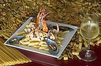 Pasta Seafood Philippines