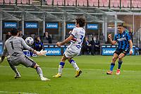 inter-sampdoria - milano 8 maggio 2021 - 35° giornata Campionato Serie A - nella foto: sanchez gol 2-0
