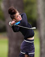 Caitlin Maurice, Bay of Plenty. 2020 Women's Interprovincial Golf Championships, Akarana Golf Club, Auckland, New Zealand, Tuesday 1 December 2020. Photo: Simon Watts/www.bwmedia.co.nz
