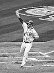 2013-04-01 MLB: Miami Marlins at Washington Nationals B&W