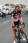 Fabian Cancellara (SUI) Radioshack-Nissan Trek before the start of the 1st Stage of the 2012 Tour of Qatar running from Umm Slal Mohammed to Doha Golf Club, Doha, Qatar, 5th February 2012 (Photo Eoin Clarke/Newsfile)