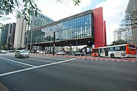 SAO PAULO, SP, 02.10.2015 - MASP-SP - Aniverário de 68 anos do Museu de Arte de São Paulo, o MASP na avenida Paulista, nessa sexta-feira 02 . ( Foto: Gabriel Soares/ Brazil Photo Press)